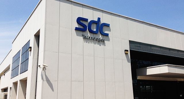 SDC TECHNOLOGIES ASIA PACIFIC, PTE. LTD.